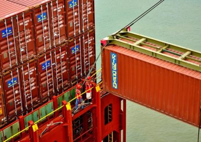 King Ocean Container Tracking