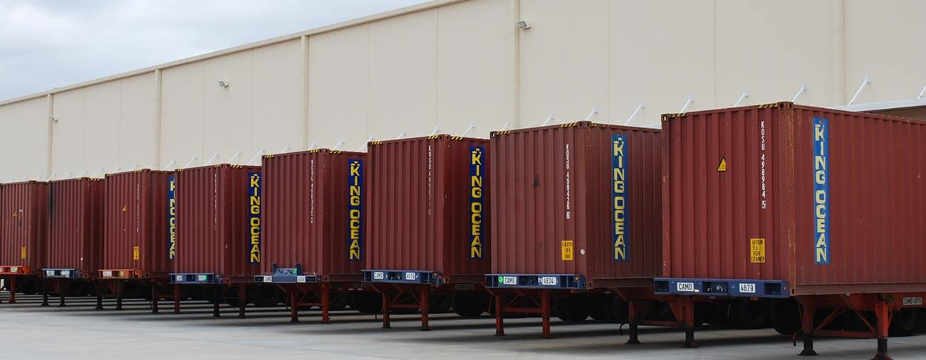 King Ocean 807 Cargo